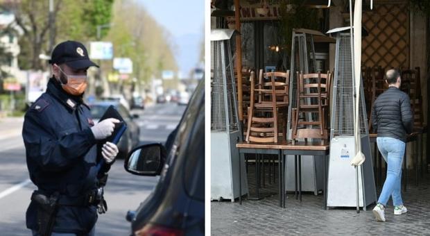Zona rossa in tutta Italia a Pasqua, governo verso lockdown nazionale dal 3 al 5 aprile