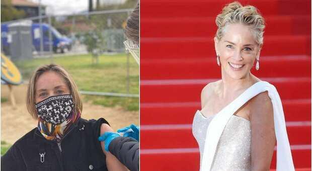 Sharon Stone chiede che la troupe sia vaccinata e viene minacciata: «Così perdi il lavoro»