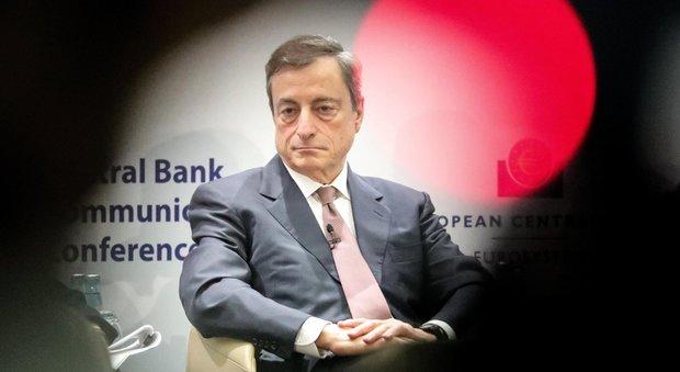 Draghi ricorda il