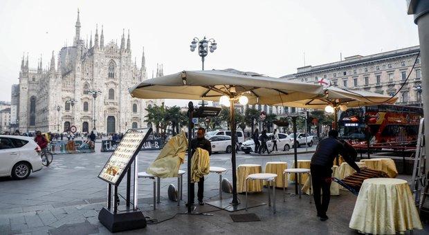 Coronavirus Lombardia, prove di normalità a Milano: bar aperti anche oltre le 18