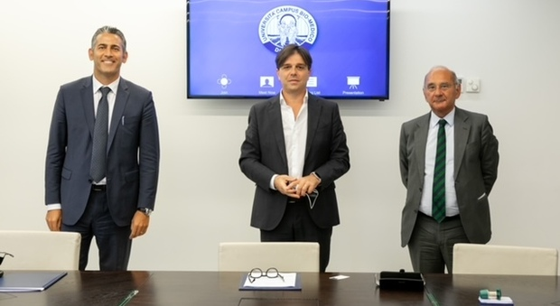 Università Campus Bio-Medico di Roma e Medtronic Italia siglano accordo per migliorare l'assistenza sanitaria