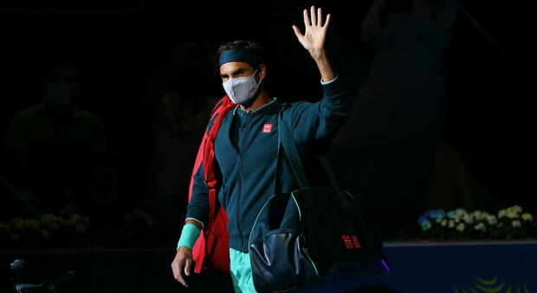 Federer rinuncia a Dubai: «Meglio tornare ad allenarmi»