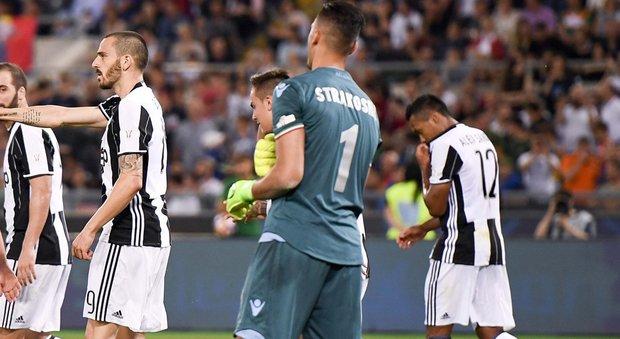 Juventus-Lazio, Strakosha il più inesperto si è rivelato il migliore
