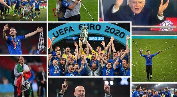 Italia Campione d'Europa a Wembley, Coldiretti: un successo da +0,7% di PIL