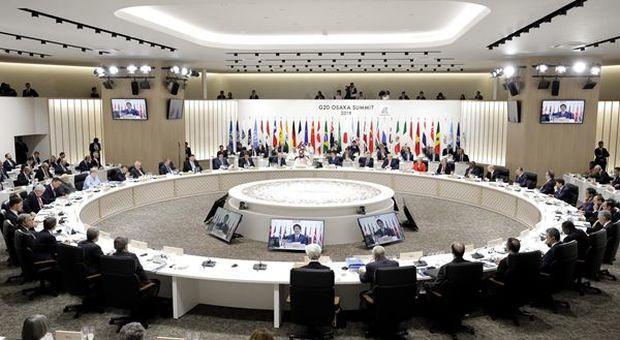 G20, a Osaka lodi di Trump per Presidente Brasile Bolsonaro