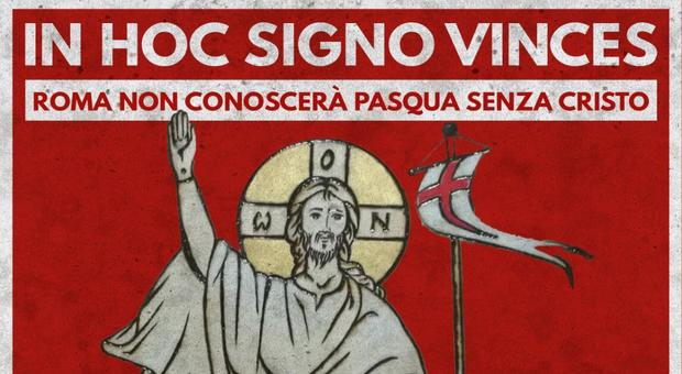 Roma, Forza Nuova sfida i divieti: «Processione a San Pietro la domenica di Pasqua»