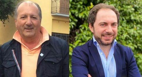 Publio Cascianelli e Fabio Magno