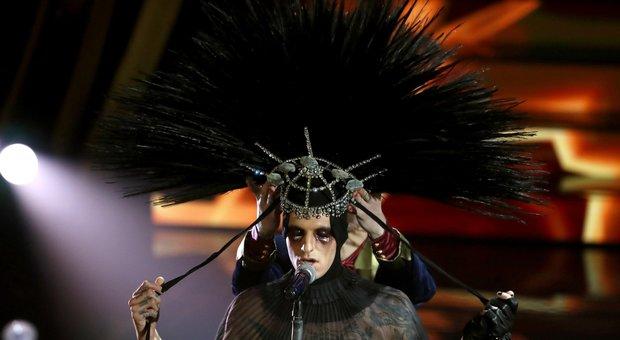 Achille Lauro a Sanremo 2020, chi è la Marchesa Casati: cosa significa il look