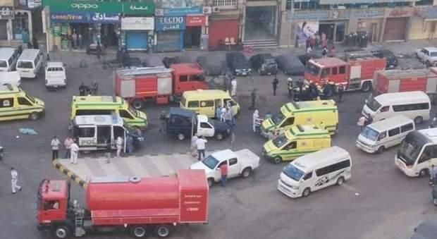 Egitto, incendio in un ospedale Covid ad Alessandria: 7 morti e pazienti intossicati