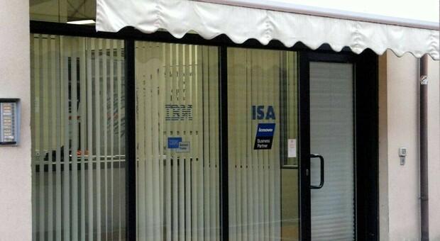 La sede dell'Isa a Viterbo