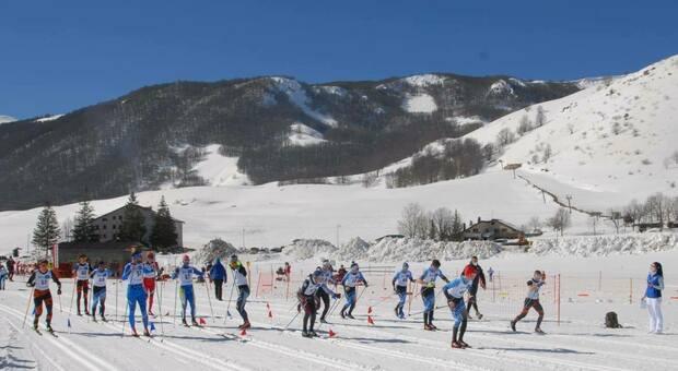 Campionati regionali di sci di fondo a Passo Godi