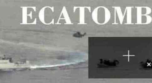 Strage migranti in Canale Sicilia, si temono 700 morti