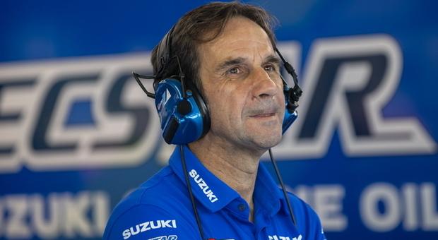 Davide Brivio lascia la Suzuki, sarà il nuovo Ceo del team Renault in Formula 1