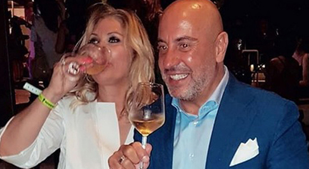 Tina Cipollari e Vincenzo Ferrara (Instagram)