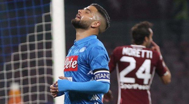 Napoli-Torino, Ancelotti: