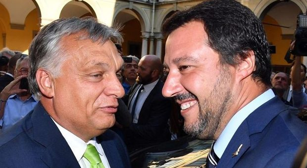 Orban gela Salvini: «Improbabile un'alleanza con il gruppo della Lega»
