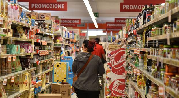 Perugia, riso e pasta tirano la crescita dei prezzi