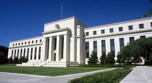 USA, FED vede balzo dell'inflazione e due aumenti dei tassi entro fine 2023