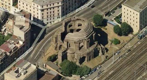 Il (non) tempio di Minerva Medica