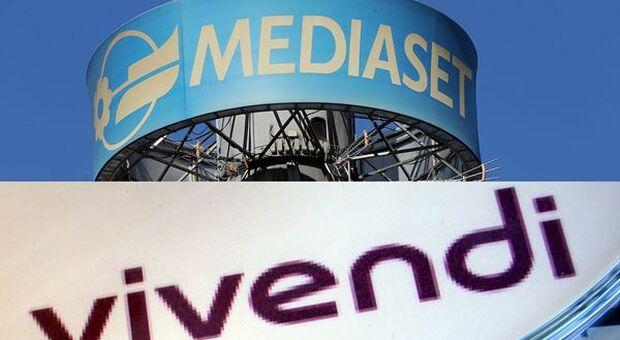 Mediaset e Vivendi, fine delle controversie