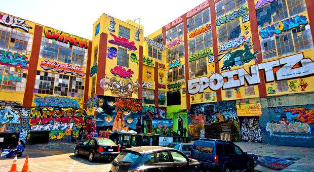 Foto Murales New York.New York Il Proprietario Del Palazzo Cancella I Murales