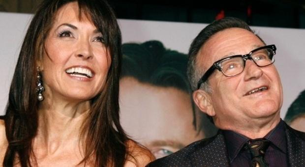 La vedova di Robin Williams rivela: «Non è stata la depressione ad ucciderlo»