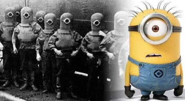 «I Minions ispirati agli esperimenti nazisti». E la bufala fa il giro del web