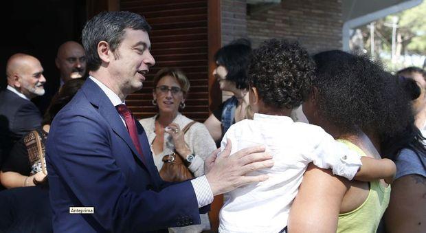 """Roma, inaugurata la """"Casa di Leda"""" per mamme detenute e bambini"""