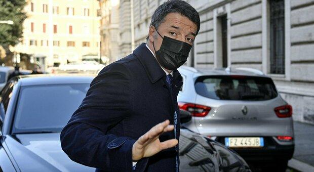 Matteo Renzi, busta con bossoli inviata al leader di Italia Viva al Senato