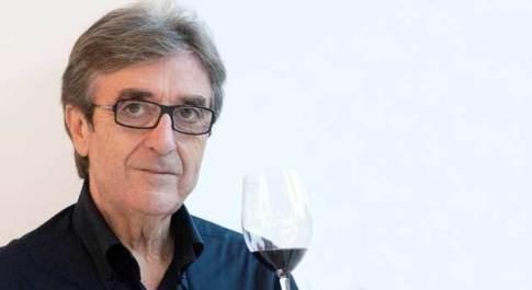 L'enologo Riccardo Cotarella