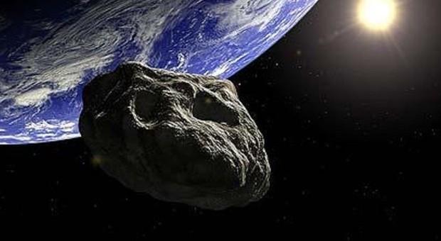 Asteroide in arrivo verso la Terra: «Passerà molto vicino»
