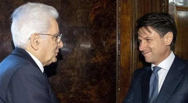 Mattarella vede Conte: solidarietà Ue per ripartenza