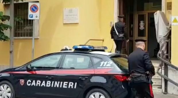 I carabinieri di Pomezia