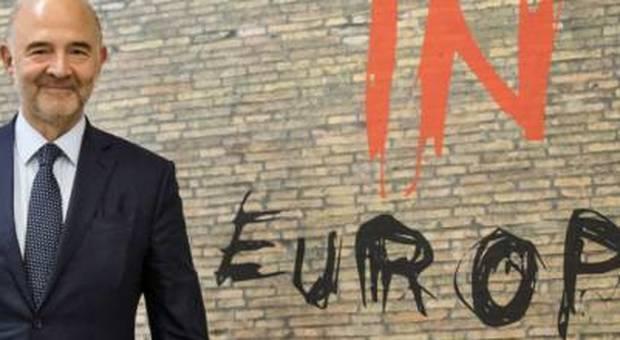 Moscovici torna a sparare a zero su Salvini, è un leader di estrema destra