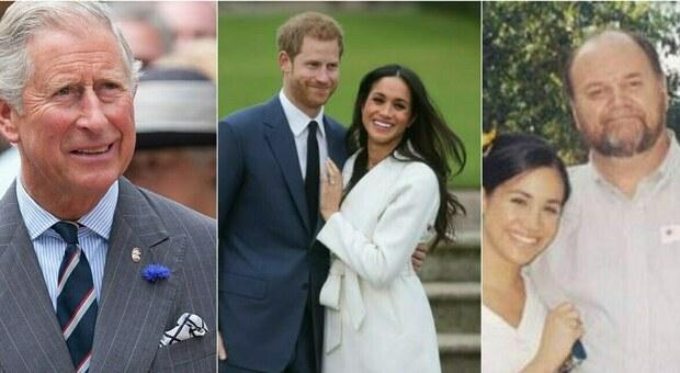 Harry e Meghan, i nonni Thomas Markle e il principe Carlo non vedranno le neonata Lilibet per molto tempo: ecco perché