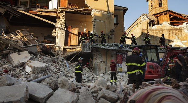 Terremoto, Il Messaggero avvia la raccolta fondi per i terremotati: un sms per donare 2 euro