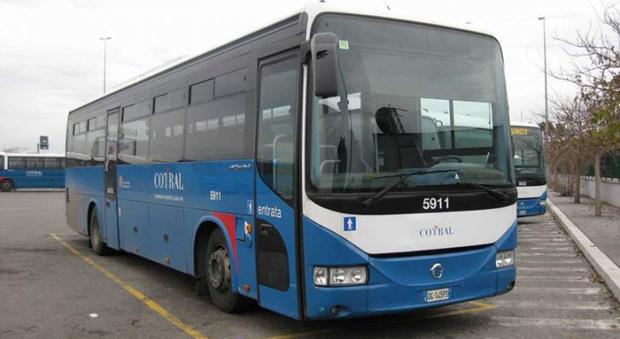 Cotral, 340 nuovi pullman grazie al piano di investimento della Regione