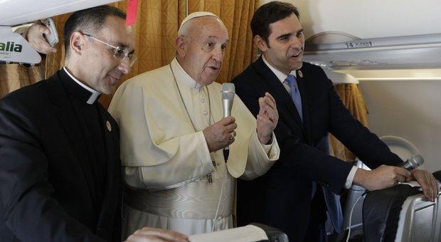 Papa su Verona, bene sostanza, no metodo - Ultima Ora