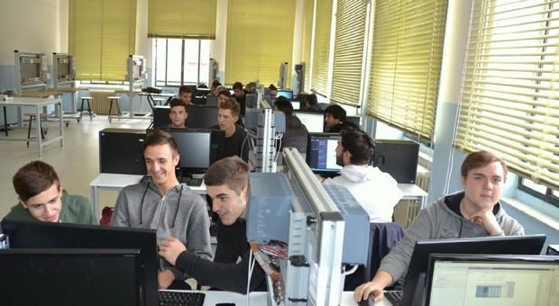 Itt Allievi Sangallo, pronti i nuovi laboratori: venerdì l'inaugurazione