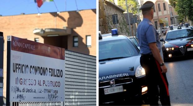 Roma, corruzione, truffa e falso all'Ufficio del condono: sei arresti, preso anche funzionario del Comune. Raggi: «Una vergogna»