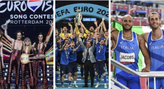 Dai Maneskin agli Europei al record di Jacobs: quanto ci sentiamo fieri di essere italiani