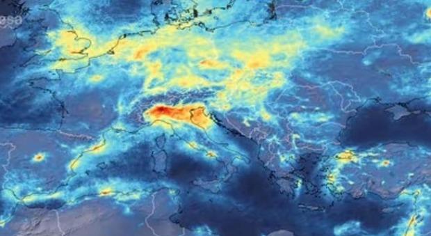 Smog e polveri sottili accelerano la diffusione del Covid-19: effetto boost in Pianura padana