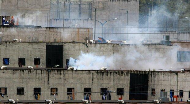Alta tensione nel carcere El Turi, nella città di Cuenca