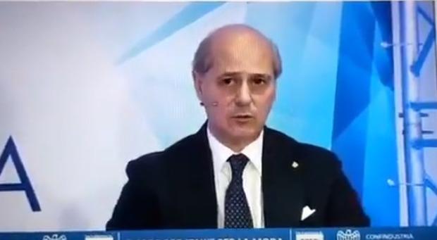 Covid, Guzzini (Presidente Confindustria Macerata) choc: «Bisogna riaprire e se qualcuno morirà, pazienza»
