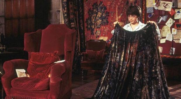"""Come Harry Potter, il """"mantello dell'invisibilità"""" esiste davvero (o quasi)"""
