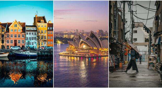 La classifica delle città più sicure al mondo: indietro Roma e Milano (per colpa della sicurezza sanitaria)