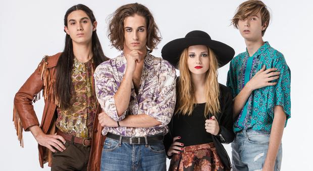 X Factor, Maneskin: «Noi, romani alieni del rock»