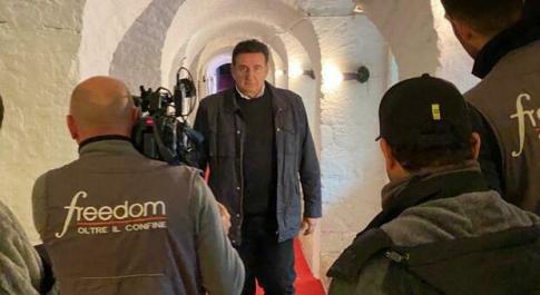 Freedom, oltre il confine: dopo ascolti record della prima puntata, torna in onda venerdì 15 gennaio