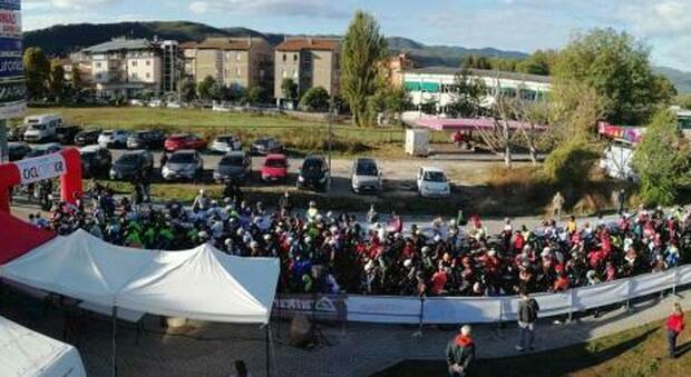 Successo per la Terminillo Marathon della ripartenza, vincono Ambrogio Chiriacò e Romina D'Angelis