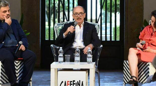 Il procuratore nazionale antimafia Federico Cafiero De Raho (Foto B. Fini)